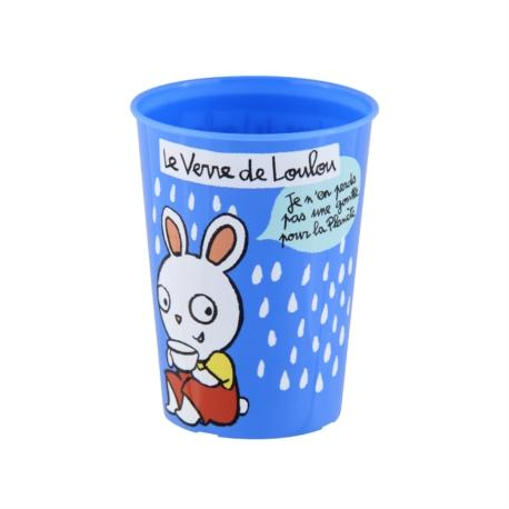 Verre a dents eve loulou ecolo