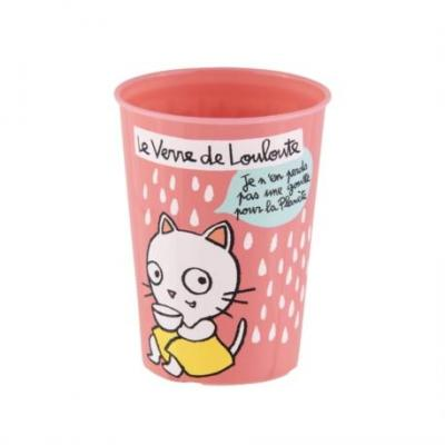Verre a dents eve louloute ecolo